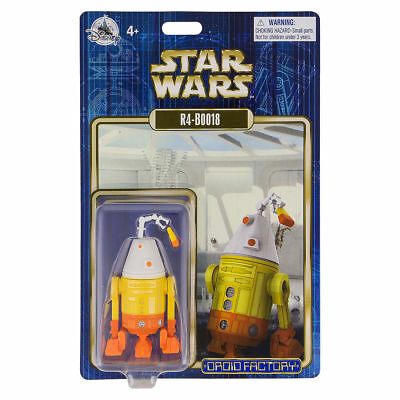 DISNEY Parks STAR WARS DROID Factory R4-BOO18 Halloween 2018 NEW