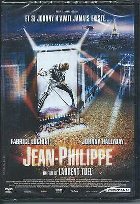 DVD Jean Philippe Fabrice Luchini, Johnny Hallyday Neuf sous cellophane