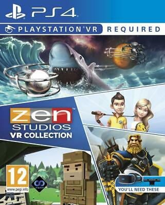 Zen Studios Ultimate VR Collection PS4 Game (PSVR Required)