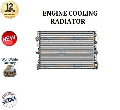 For Mercedes Benz C Class Coupe C180 2014-> Radiator