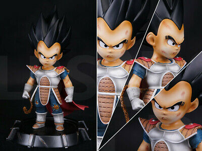 New Japan Anime DBZ Dragon Ball Z SD Kid Vegeta SR-002 2019 GK Figure 17cm NoBox