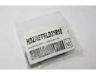 10 Pack - Coating Removal Blade & Spacer / HDZMSTBLD25R10