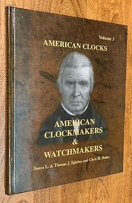 "Collecting, ""American Clockmakers & Watchmakers,"" ""American Clocks, Vol. 3,""200"