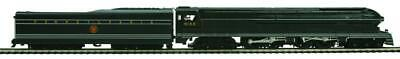 MTH 20-3502-1 Pennsylvania 6-4-4-6 S1 Steam Engine With PS3 LN/Box