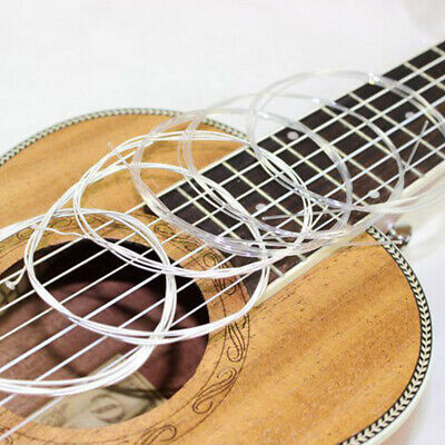 Gauge Guitar Strings for Acoustic Classical Guitars Gifts Perfect 6PCS Durable