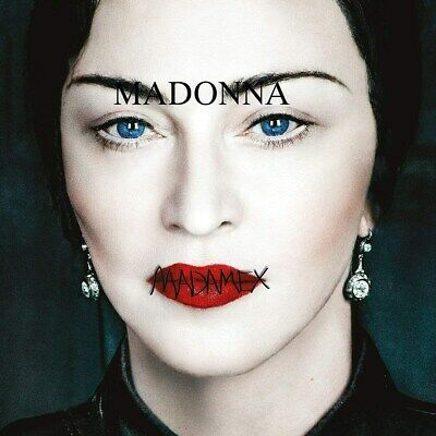 Madame X - Madonna (Album) [CD]