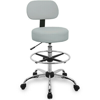 Adjustable Lumbar Support PU Leather Executive Office Desk Task Computer Chair