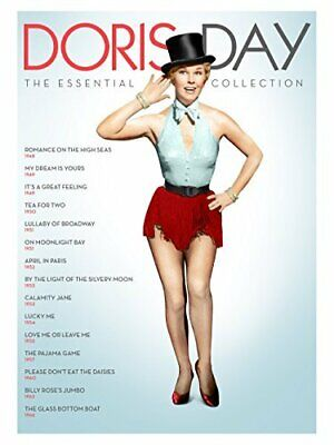 Doris Day: The Essential Collection (15Pc) New Dvd