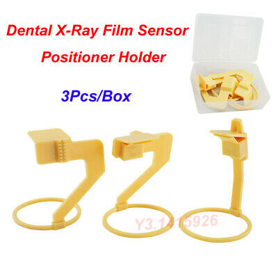 3Pcs Dental Use Digital X-Ray Xray Film Sensor Positioner Holder oral tools FDA