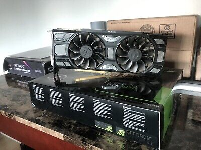 NVIDIA EVGA GeForce GTX 1070 SC GAMING, 8GB GDDR5 IN GREAT CONDITION