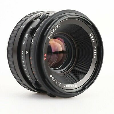 * Hasselblad f2.8 80mm CFE lens AS-IS READ