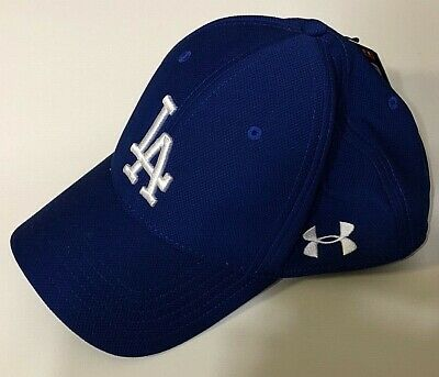 hot sales bdcd9 aff95 Los Angeles Dodgers MLB Under Armour Royal Blue Adjustable Hat Ketel One NWT