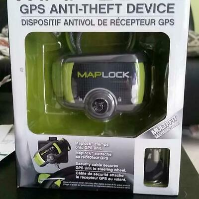 MapLock GPS/Phone Lock Theft Deterent Anti-theft for GPS BRAND NEW
