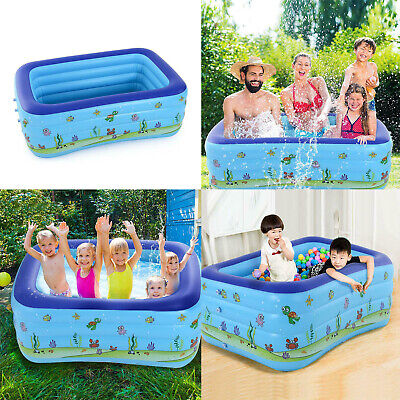Inflatable Baby Bath Swim Pool Tubs Newborn Thickening Bathtub Bucket Safety