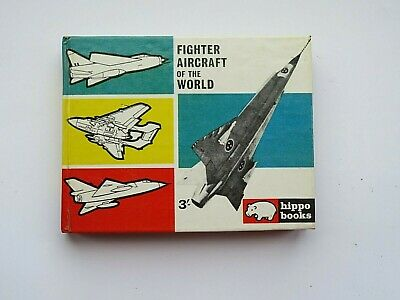 1962 Hippo Books No. 5.  Fighter Aircraft of the World by John W R Taylor