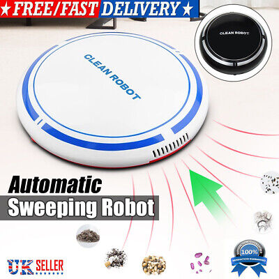 Pro Smart Automatic Robotic Vacuum Cleaner Robot Home Floor Sweeping Machine NEW Home, Furniture & DIY