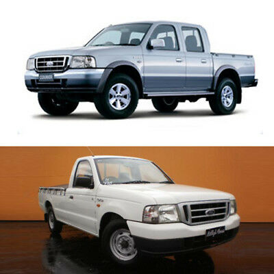 Ford Courier 1996-2009 Repair Manual Workshop Service