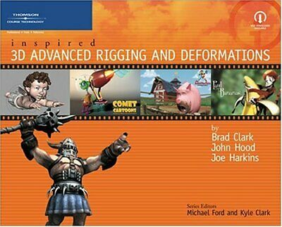 Inspired 3D Advanced Rigging and Deformations-ExLi