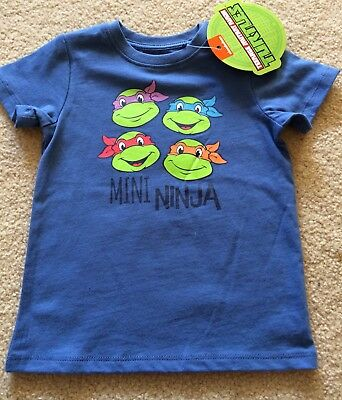 Ninja Turtles T Shirt Size 1