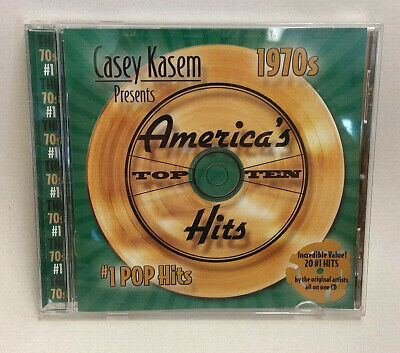 PRE OWNED: CASEY Kasem Presents America's Top Ten Hits