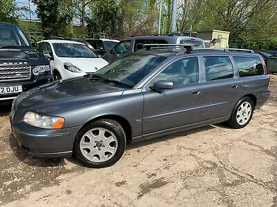 2005 Volvo V70 2.4 163 Se Manual - 2F/Owners, 12 Stamps, Full Leather, Nice Car
