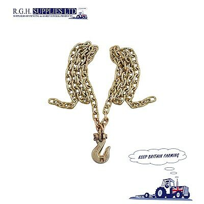 Strainrite Anchor Chain - Straineranch - Direct Straining To a Post Made in NZ