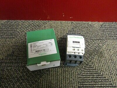 NEW SCHNEIDER ELECTRIC CONTACTOR LC1D25G7 120V COIL LC1D25 11kW/400V 15HP/480V