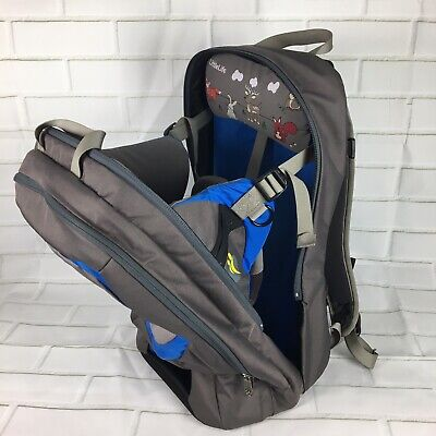 Little Life Baby Carrier Backpack Ultralight Convertible S3 Excellent Condition