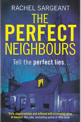 The Perfect Neighbours By Rachel Sargeant Paperback Book