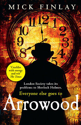 Arrowood By Mick Finlay Paperback Book