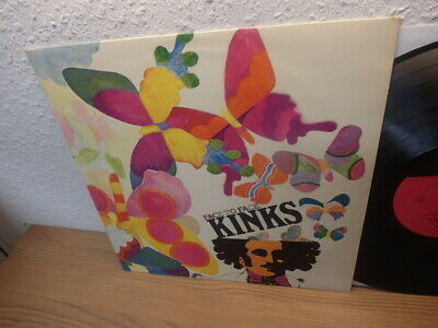 The Kinks Face to Face UK Mono LP from 1966 PYE NPL.18149
