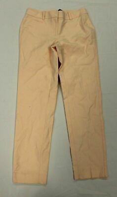 White House Black Market Women's Slim Ankle Pants Cosmetic GG8 Size 0x28 New $78