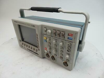 "Tektronix TDS 3012B Two Ch Color Digital Oscilloscope ""ch 2 does not trigger"""