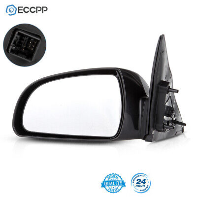 Power Heated Side View Mirror Driver Left for 06-10 Hyundai Sonata Brand New LH