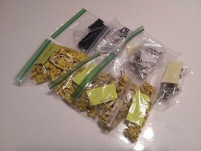 K Type Thermocouple Connectors & Hardware (used lot)