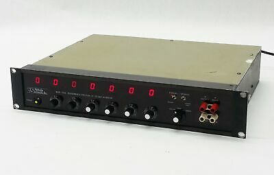 Valhalla Scientific Model 2701A Programmable Precision Dc Voltage Calibrator