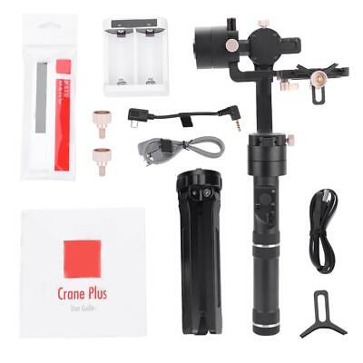 Zhiyun Crane Plus 3-axis Camera Stabilizer Gimbal  for DSLR Mirrorless Camera AF