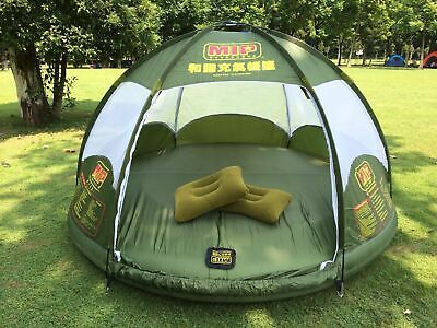 Inflatable Family Tent large space, With Bladder Water Float, Fun on water.