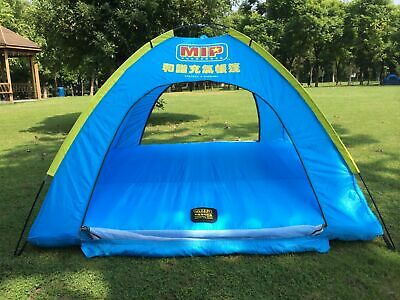 Inflatable Family Tent 4 Person large space, With Inflatable Bladder Water Float