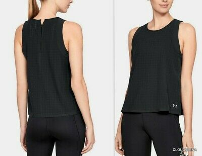 f9356762e7 NWT UNDER ARMOUR Misty Copeland Signature Woven Tank Top S (XS) 1310183