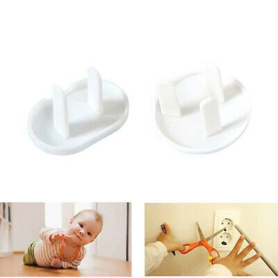 20PCS Safety Child Baby Proof Electric Outlet Socket Plastic Cover