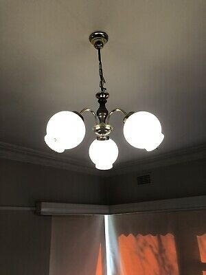 3 Lamp Pendant Light Shade