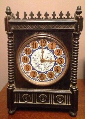 Art And Crafts / Aesthetic Movement Mantel Clock