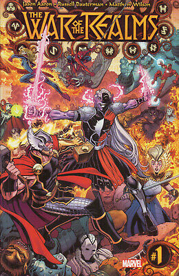 War of the Realms Nr. 1 (2019), Neuware, new
