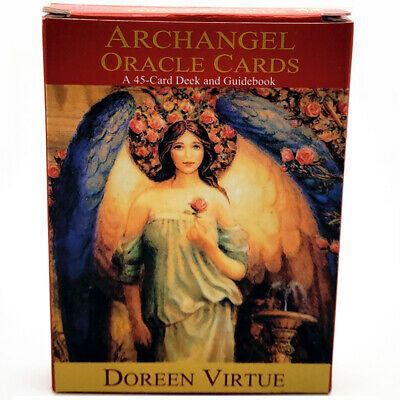 NEW Archangel Oracle Cards-By Doreen Virtue Combined Pack English AU Version