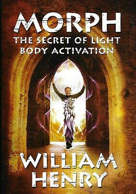Morph: The Secret of Light Body Activation by William Henry (DVD, 2008, 3-Discs)