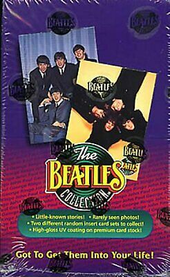 The Beatles Collection Cards - Choose Any 10 For £5 Plus P+P