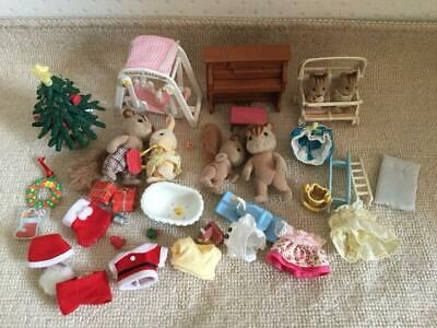 Sylvanian Families Various set Christmas Dolls Retired Calico Critters Epoch