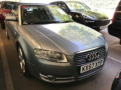 57 Audi A4 Cabriolet 1.8 T S-Line-Convertible, Leather, Climate, Alloys,1F/Owner