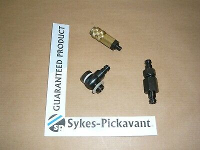 Sykes Pickavant Land Rover Fuel Pressure Adaptor Kit / Connector Set 31481000
